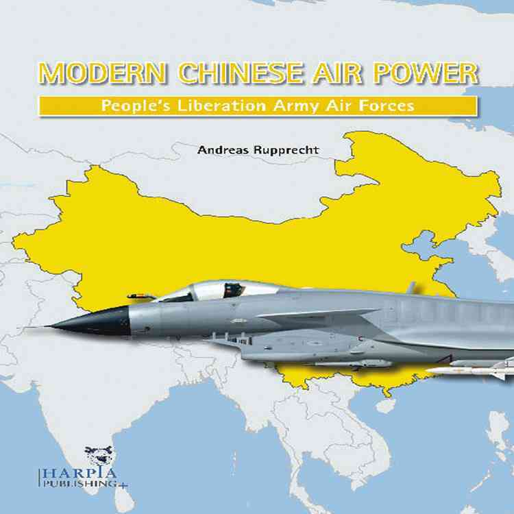 Modern Chinese Air Power By Rupprecht, Andreas